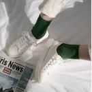 夏季新款小白鞋子女2020潮鞋帆布鞋夏款學生網紅百搭ulzzang板鞋 【ifashion·全店免運】