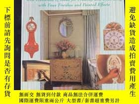 二手書博民逛書店Painting罕見Furniture A Practical Guide 英文精裝大開本Y258675