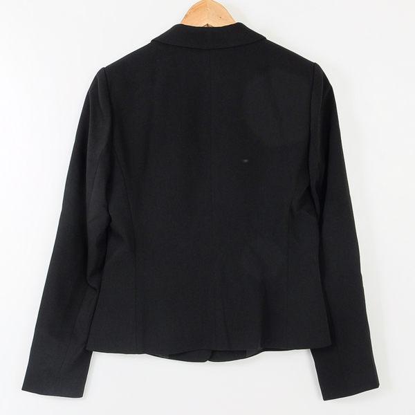 【MASTINA】單扣西裝外套-黑 冬末好康