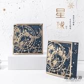 6張 創意燙金圣誕節新年生日賀卡祝福感恩小卡片婚禮邀請函【毒家貨源】