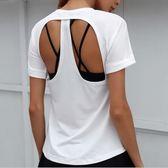 運動休閒T恤上衣有氧跑步瑜珈LETS SEA-KOI時尚款必備