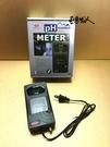 Mr.Aqua 水族先生 PH微電腦 監測型 【附PH電極棒】防潑水 PH機 酸鹼值 測試