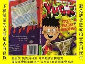 二手書博民逛書店yuck:罕見討厭Y200392