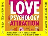 二手書博民逛書店Love罕見The Psychology Of AttractionY256260 Dk Dk 出版2016