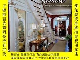 二手書博民逛書店Showhouse罕見Review: An Expose of Interior Decorating Event