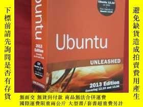 二手書博民逛書店Ubuntu罕見Unleashed 2013 Edition: Covering 12.10 and 13.04,