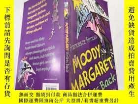 二手書博民逛書店Moody罕見Margaret Strikes Back (Horrid Henry) :穆迪·瑪格麗特反擊(恐怖