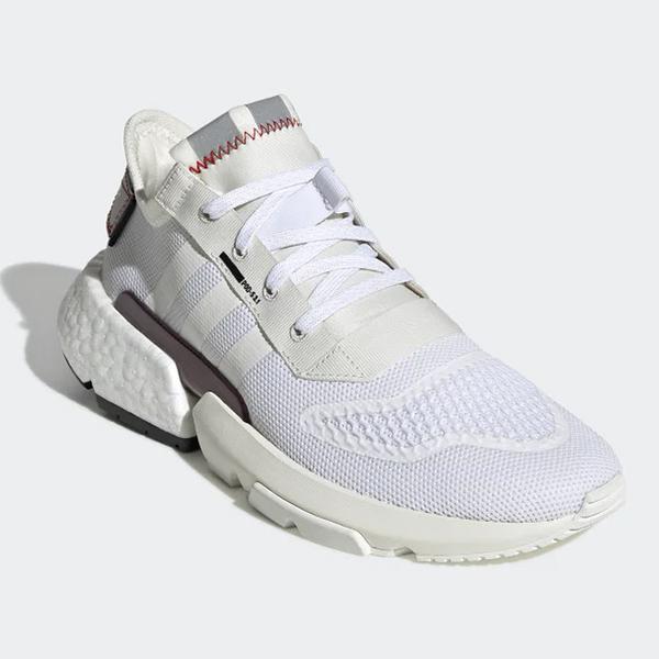 ADIDAS POD-S3.1 女鞋 慢跑 BOOST 緩衝 輕量 白【運動世界】EE7030