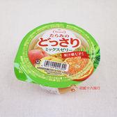 日本零食達樂美_綜合水果果凍230g(新包裝)【0216零食團購】4955129022302