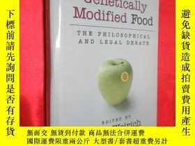 二手書博民逛書店Labeling罕見Genetically Modified F