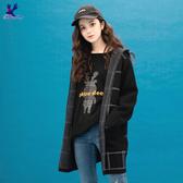 【秋冬降價款】American Bluedeer - 格紋針織外套(魅力價) 秋冬新款