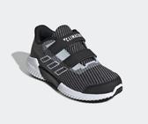 ADIDAS 童鞋運動慢跑鞋 黑-NO.F33996