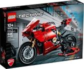 樂高LEGO TECHNIC 杜卡迪 Panigale V4 R 42107 TOYeGO 玩具e哥