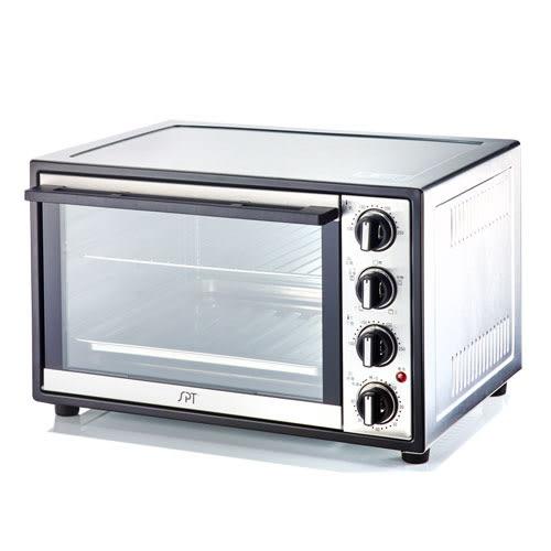 尚朋堂 28L 雙溫控不鏽鋼旋風雙層玻璃烤箱SO-9128S 可刷卡分期 免運費 下訂前請先詢問是否有貨