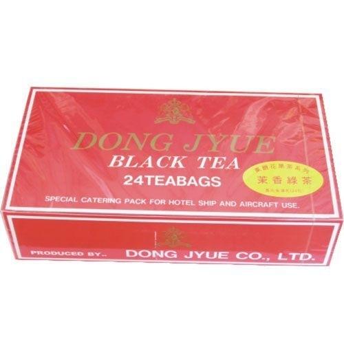 《DONG JYUE 東爵》茉香綠茶 25g*24包