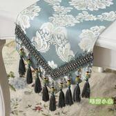 桌旗 歐式奢華現代簡約茶幾桌布長條款  BS19517『毛菇小象』