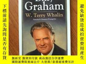 二手書博民逛書店Billy罕見GrahamY273401 出版2002