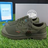【iSport愛運動】Palladium PAMPA OX PUDDLE LTWP 防潑水低統靴 76116303 男女款 綠