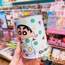 正版 蠟筆小新 野原新之助 小圓存錢筒 收納罐 存錢筒 儲蓄罐撲滿 睡衣款 COCOS FG660