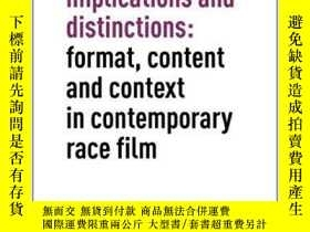 二手書博民逛書店Implications罕見and Distinctions: Format, Content and Conte