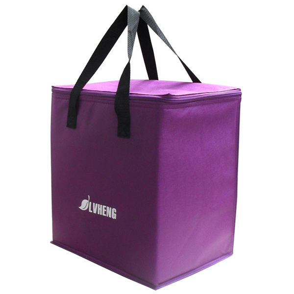 大容量冰包冰袋 保溫包冷藏保鮮包送餐保溫袋外賣包野餐包箱大號    SSJJG【時尚家居館】