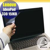 【Ezstick】Lenovo IdeaPad 330 15 IKB 靜電式筆電LCD液晶螢幕貼 (可選鏡面或霧面)