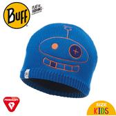 【BUFF 西班牙 兒童 針織POLAR保暖帽ZOGY 機器人波比】116051/毛帽/登山/滑雪/刷毛帽