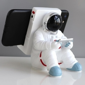 宇航員太空人蘋果iPad平板電腦座支架懶人創意手機支架個性禮物
