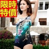 連身泳衣 泳裝-音樂祭海灘游泳必備比基尼集中流行4色54g223【時尚巴黎】