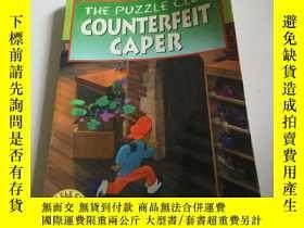 二手書博民逛書店COUNTERFEIT罕見CAPER(英文) 不好,Y20039