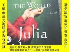 二手書博民逛書店SAVING罕見THE WORLD Julia AIvare 拯