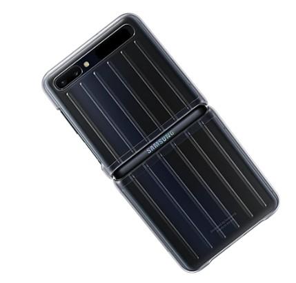 【免運費】SAMSUNG Galaxy Z Flip / Z Flip 5G 原廠透明保護殼
