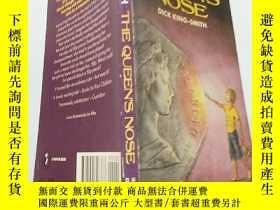 二手書博民逛書店the罕見queen s nose:女王的鼻子Y200392