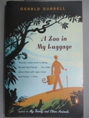 【書寶二手書T2/原文書_NEW】A Zoo In My Luggage_Durrell, Gerald/ Thomps