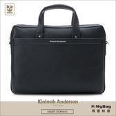 Kinloch Anderson 金安德森 公事包 STORY 2WAY公事包 黑色 KA187001BKF 得意時袋