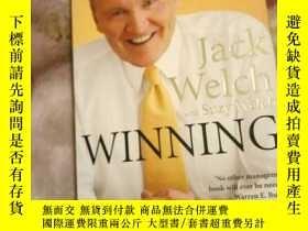 二手書博民逛書店罕見WinningY115089 Jack welch Harp