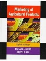 二手書博民逛書店 《Marketing of agricultural products》 R2Y ISBN:0132312751│Kohls