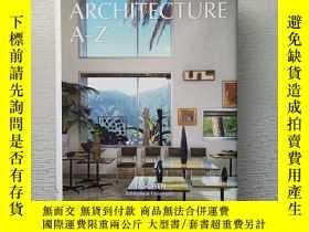 二手書博民逛書店Modern罕見Architecture A-Z 現代建築師A-