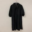 韓版顯瘦修身基本款雪紡洋裝(XL號/12...