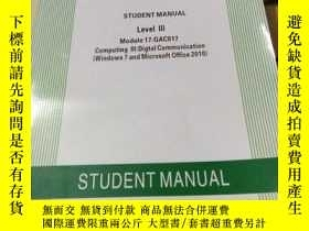 二手書博民逛書店global罕見assessment certificate 學