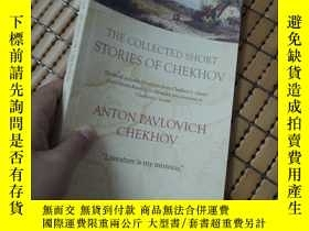 二手書博民逛書店THE罕見COLLECTED SHORT STORIES OF