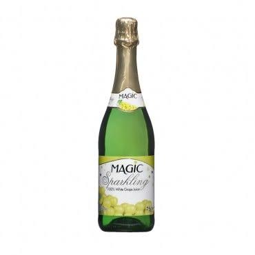 比利時Magic白葡萄氣泡果汁750ml