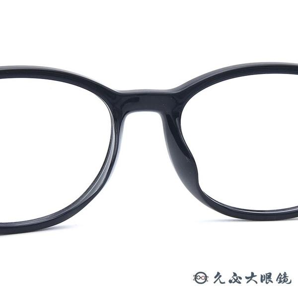 RayBan 雷朋眼鏡 基本款 近視眼鏡 RB7093D 2000 (黑) 久必大眼鏡