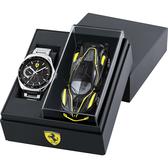 Scuderia Ferrari 法拉利模型車套錶手錶-44mm FA0870037