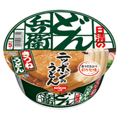 日清 兵衛碗麵(豆皮)1入 【小三美日】