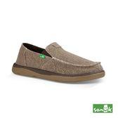 SANUK 舒適帆布休閒鞋-男款1018983 BRN(咖啡色)