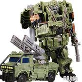 黑曼巴合金版變形玩具金剛威震V天探長男孩兒童玩具汽車機器人 DJ10507【優品良鋪】