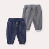 寶寶褲子男2020新款秋裝一歲小童洋氣兒童休閒女嬰兒長褲春秋冬季