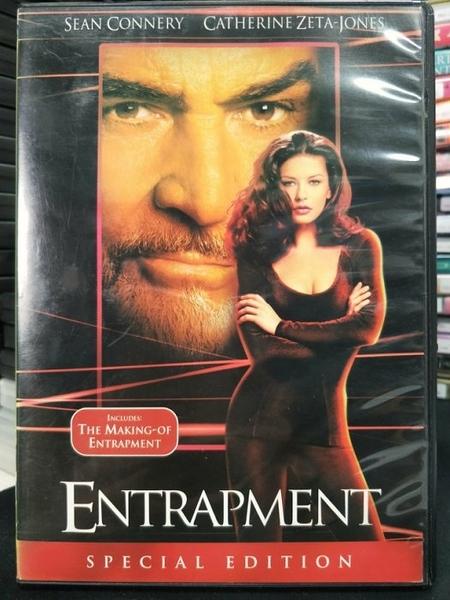 挖寶二手片-P03-041-正版DVD-電影【將計就計】史恩康納萊 凱薩琳麗塔瓊斯(直購價)海報是影印