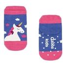 兒童襪子 腳底止滑襪 0-6歲 後跟防磨 台灣製造 夢幻獨角獸 (嬰幼兒/寶寶/小孩/小朋友)